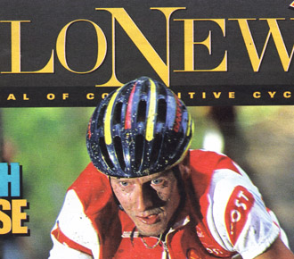 cover of VeloNews